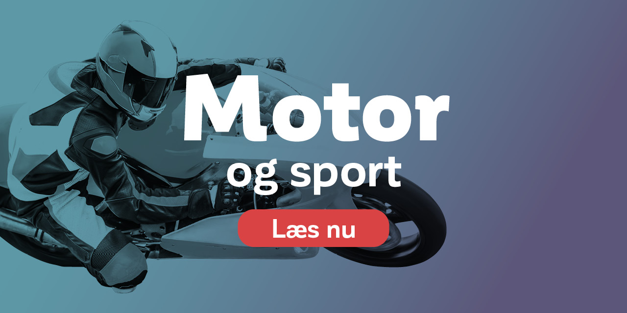 Motor og sport